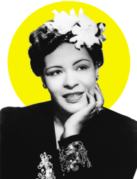 Billie Holiday and WordPress
